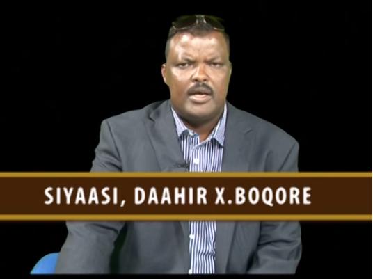 Daawo Video Gudoomiyaha Beelaha Direed ee Qaarada Yurub Oo ka digay dhibaatooyinka laga wado Deegaa…
