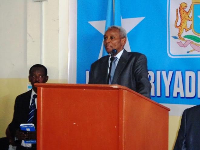 Guddoomiyihii Baarlamanka Djibouti Idiris Arnaoud Cali oo Xalay ku Geeriyooday