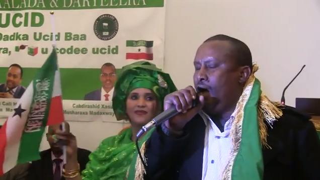 Shirweyne Xisbiga UCID ee Jamhuuriyada Somaliland oo looga hadlay dagaalka Kabxanleey iyo Deefow