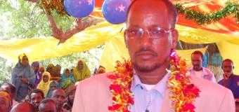 Gudoomiyaha Golaha Badbaadada iyo Samatabixinta Gobolka Hiiraan oo talo aad u wanaagsan Bixiyay.