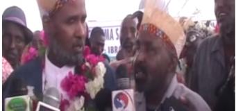 Daawo Video Qudbadii TaariikhiGa Aheyd Ee Suldaan Dr.Ibrahim Cadow Uu Ka Jeediyay Xafladda…