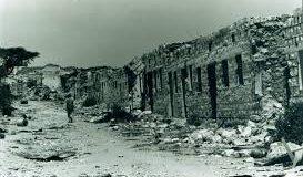 Burburkii iyo xusuuqii loo geystay shacabka ku dhaqan Hargeysa iyo degaanada Somaliland (1988 – 1991)