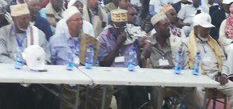 Dhamaad: Qodobadii ka soo baxay Shirweynaha Koowaad ee beelaha Direed.