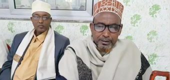 Abagade Kadir oo baaq nabadeed u Diray Degaanka Xeraale ee Gobolka Galgaduud.
