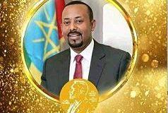 Hambalyo iyo bogaadin ku socota Prime Minister-ka Dawlada Federaalka ah ee dalka Itoobiya mudane Dr Abiy Ahmed